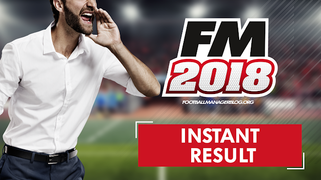 Football Manager 2018 Instant Result