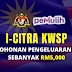 PEMULIH : i-Citra KWSP - Pengeluaran KWSP Sebanyak RM5,000
