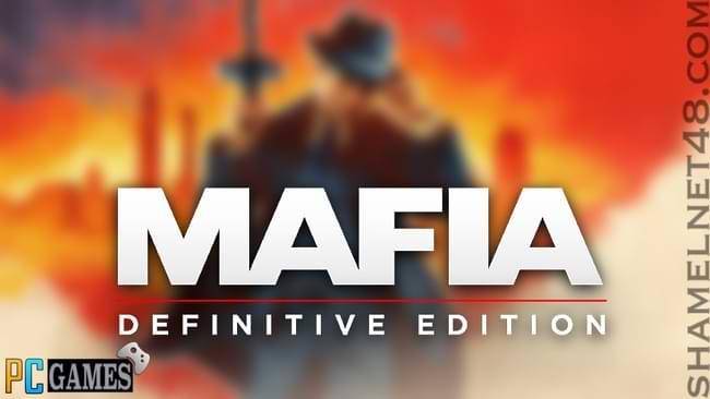 تحميل لعبة Mafia Definitive Edition لأجهزة الويندوز