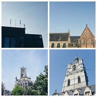 Clothes & Dreams: Instadiary: visiting Ghent