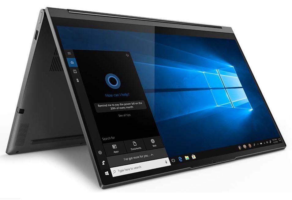 Lenovo Yoga C940 15IRH, Laptop Hybrid 4K UHD Bertenaga Core i9 dan GeForce GTX 1650