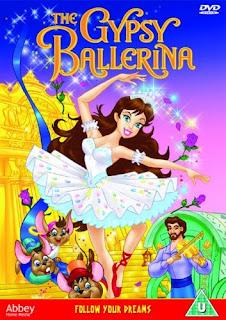 Frumoasa Balerină Desene Animate Dublate În Romana