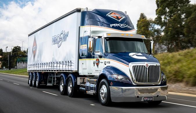 INTERNATIONAL Trucks anuncia fim da linha ProStar