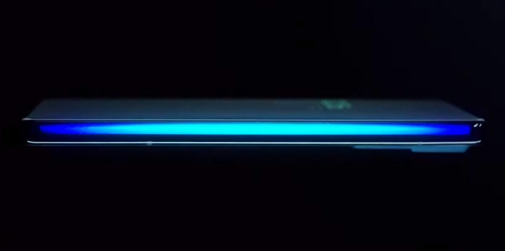 Xiaomi Quad Curved Waterfall Display