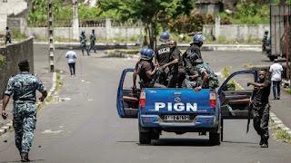 Moroni : La marche prévue les 3, 4 et 5 septembre par Mabedja interdite par la préfecture
