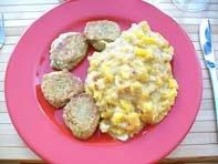 vegan in Wien - Veganes Kürbis-Curry mit Falafel (veganes Rezept für 2 Personen) - hauptspeise