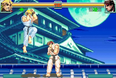 【GBA】超級快打旋風2X:復活版,近乎完美的格鬥動作遊戲!