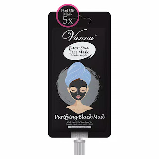 Review-hasil-vienna-purifying-black-mud-30ml-Dan-cucumber-eye-Pad
