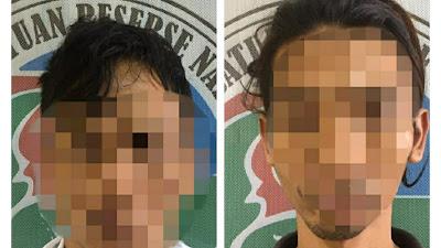 Satresnarkoba Polres Pandeglang Tangkap 2 Pelaku dan 1 Masih DPO