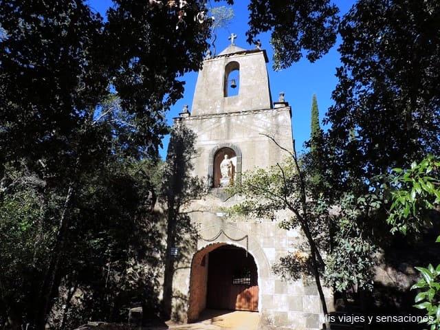 Convento valle de las Batuecas