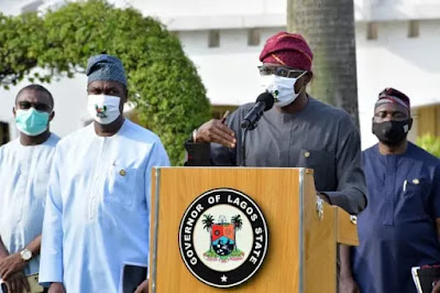 The Lagos State Government announced the increase of the permissible capacity of public gatherings from 20 to 50 persons