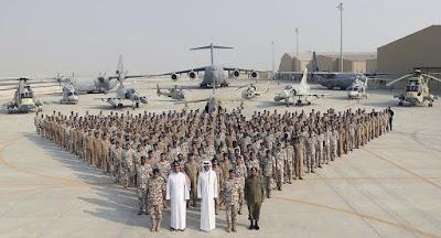"""صحيفة: تسريب يحذر من """"الصفقة العسكرية الكبرى"""" مع قطر"""