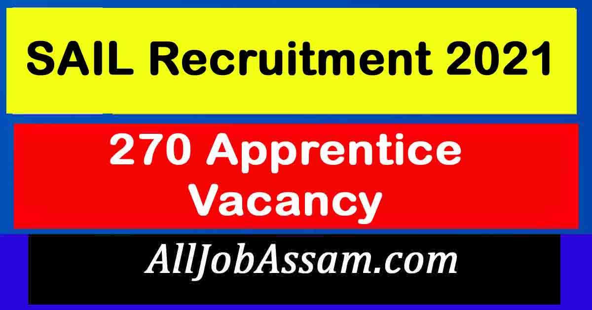 SAIL Rourkela Apprentice Jobs 2021