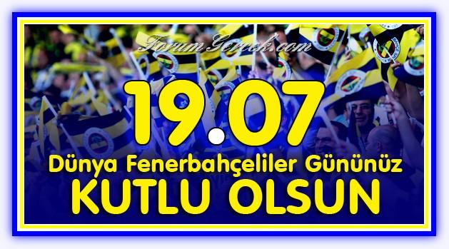 Dünya Fenerbahçeliler Günü Resimleri