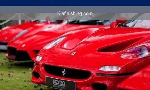 Mobil Warna Merah