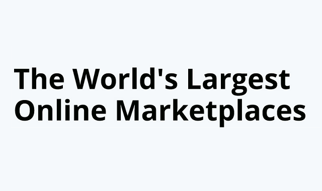 Top online marketplaces in the world