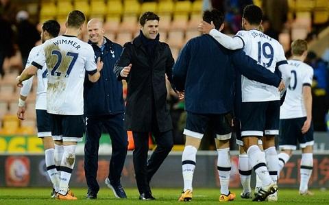 Nguyên tắc vàng của Pochettino sau thành công của Tottenham