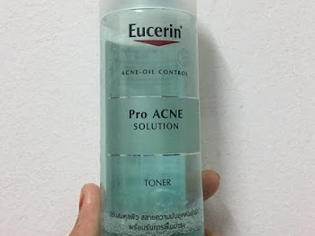 Eucerin Pro Acne Solution Toner Review
