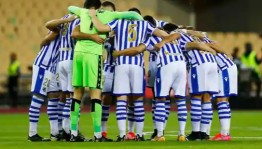 Real Sociedad won 2020 Copa del Rey and 2021 final is in about fourteen days