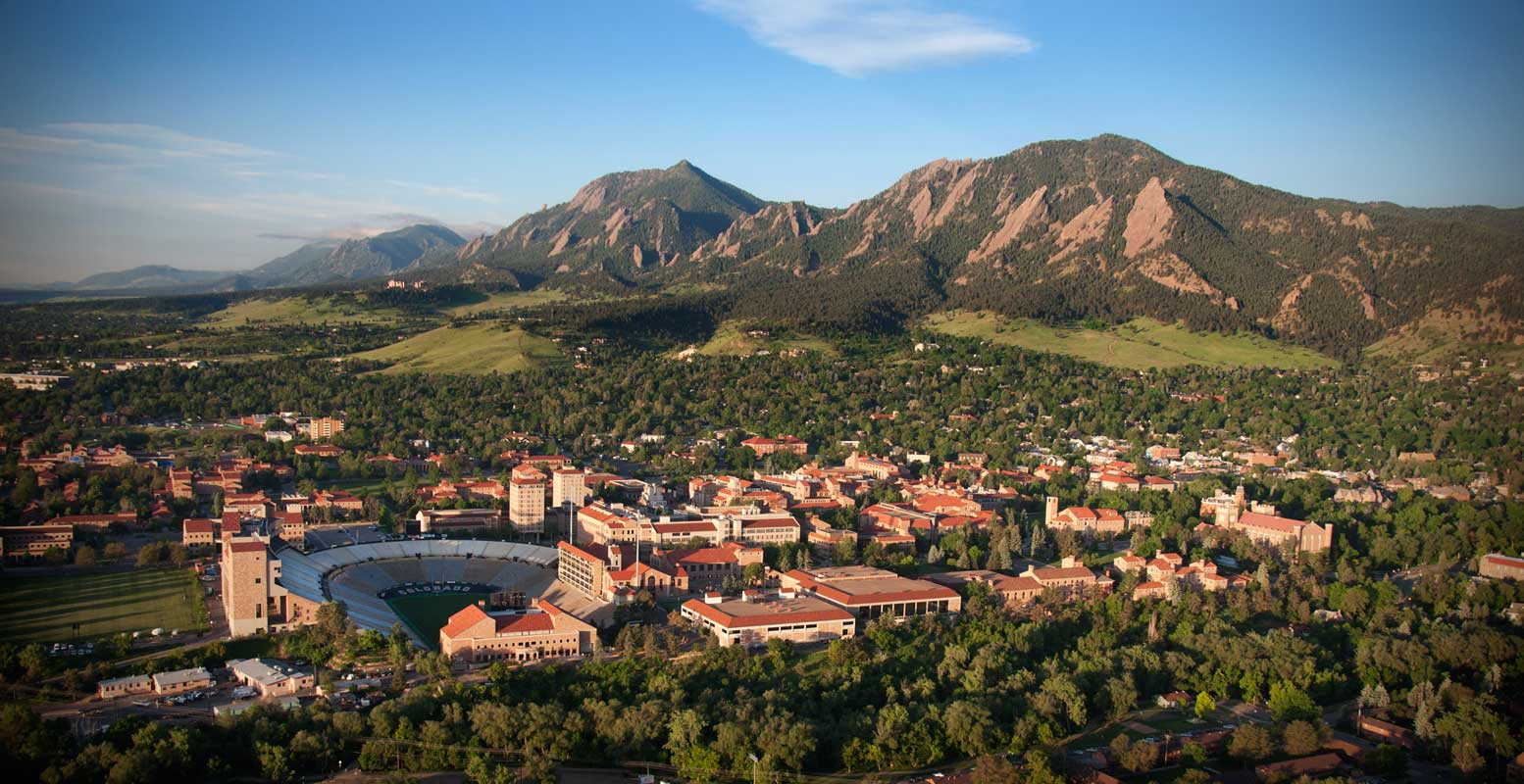 Top 5 most fascinating college towns in america for Top 5 best cities in usa