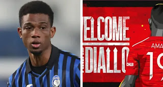 Manchester United new boy Diallo to officially wear No.19 shirt