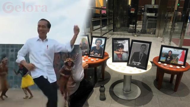 5 Orang Meninggal Saat Demo, tapi Jokowi Tak Juga Terbitkan Perppu KPK