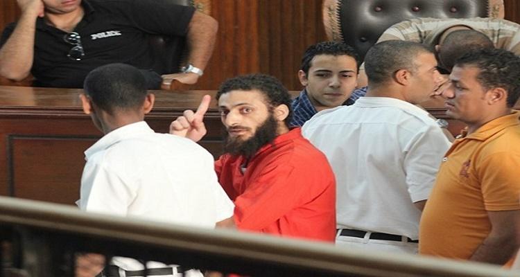 عاجل .. ننشر لكم أول صورة لعادل حبارة بعد إعدامه...صادمة