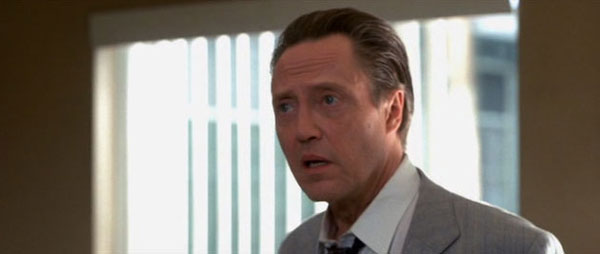 Christopher Walken in Gigli