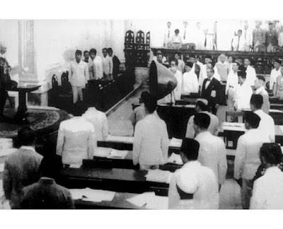 Sidang BPUPKI 29 Mei-1 Juni 1945