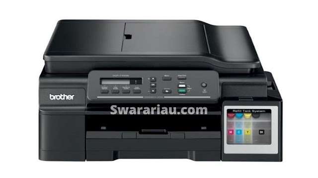 Cara Reset Brother DCP-T710W