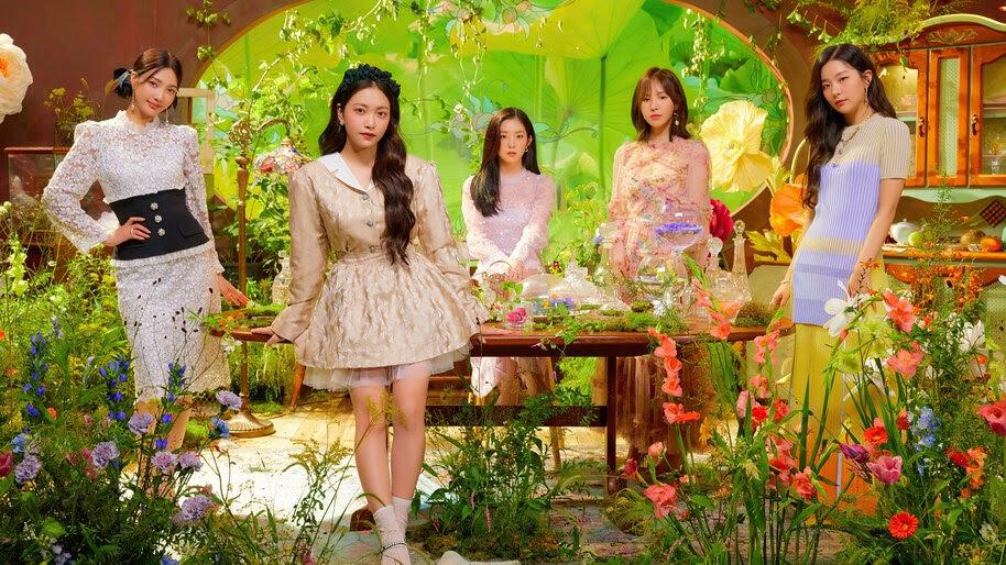 Red Velvet, Milky Way, All Members, 4K, #5.2667 Wallpaper
