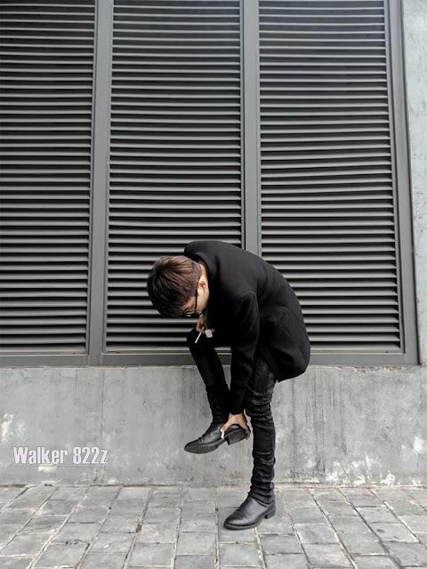 [Walker Collection] Bành Ra Hoàng on Walker 822z