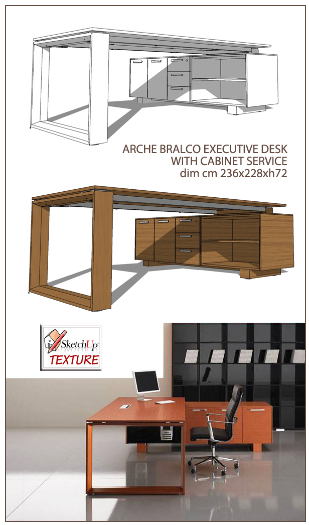 SKETCHUP TEXTURE SKETCHUP MODELS OFFICE FURNITURE Adorable Sketchup Furniture Design