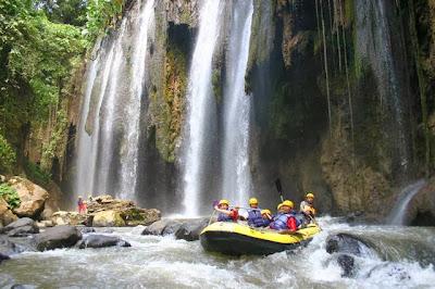 Rafting Sungai Pakelan Probolinggo