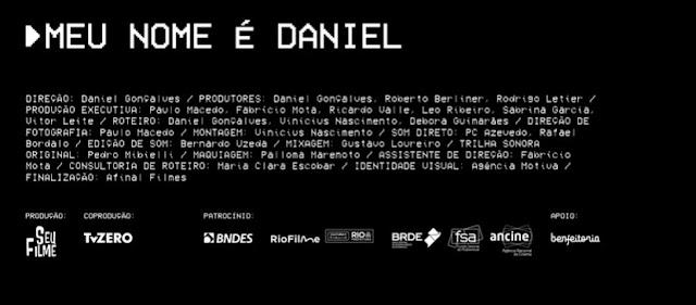 """""""Meu Nome é Daniel"""", respeito e inclusão"""