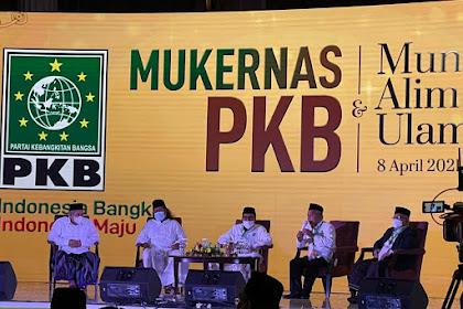 Gus Muwafiq dan KH Marzuki Mustamar Hadiri Munas Alim Ulama yang Diselenggarakan PKB