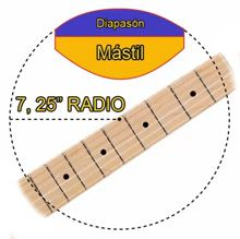 Radio Vintage del diapasón de una Guitarra Telecaster