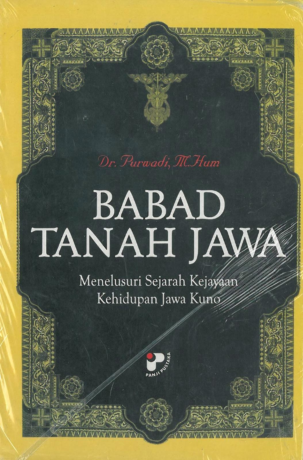 Ebook Babad Tanah Jawa Bahasa Indonesia