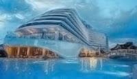 Titanic Hotel, Antalya Turkey
