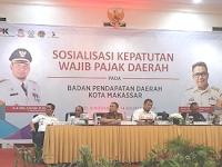 Badan Pendapatan Daerah Kota Makassar Gelar Sosialisasi Kepatutan Wajib Pajak Daerah