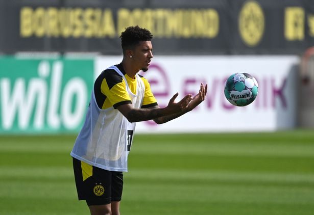 Jadon Sancho to Man Utd transfer could be brokered by brother of ex-Arsenal star
