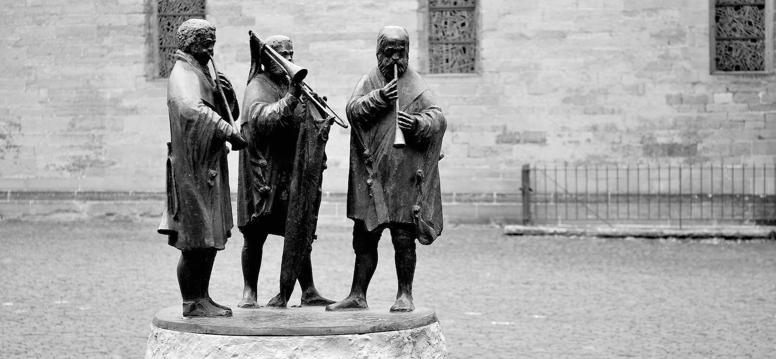 Три музыканта.