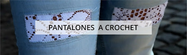 Pantalones a Crochet