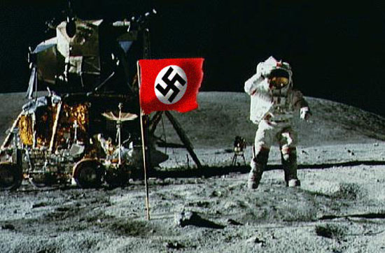 germany nazi on moon landing images - photo #2
