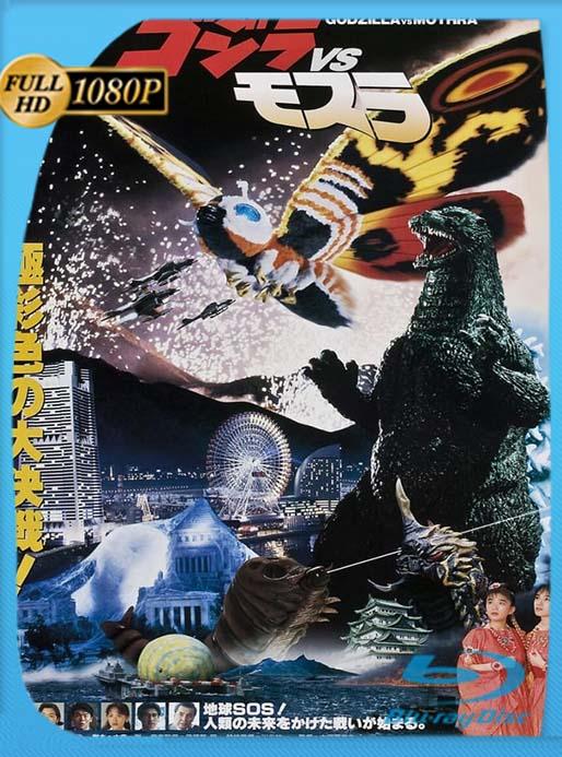 Godzilla VS Mothra [1080p] [Latino] [1992] [GoogleDrive] [tomyly]