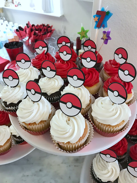 photo about Pokemon Cupcake Toppers Printable named Fab Daily Considering that Day by day Lifestyle Really should be Magnificent