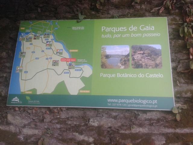 Parque Botânico do Castelo
