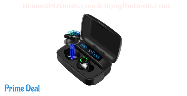 wireless earbuds 50%OFF