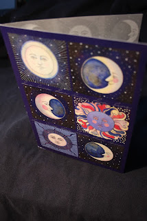Moon card from Mom