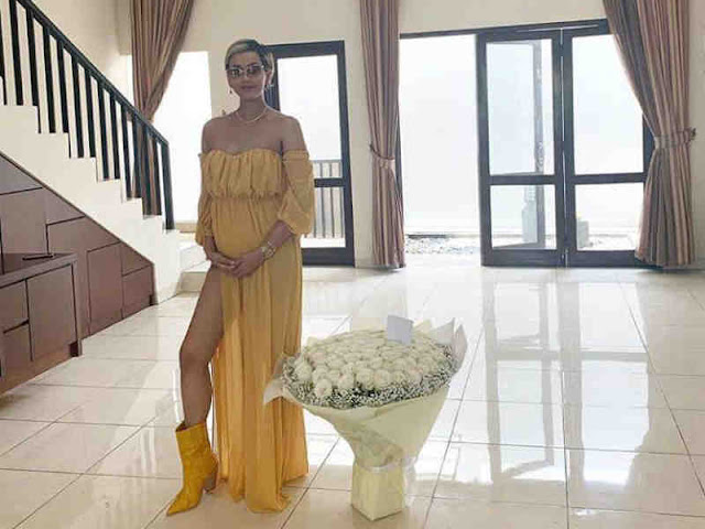 Kimmy Jayanti Umumkan Lima Bulan Kehamilan